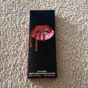 Kylie Cosmetics Velvet Liquid Lip Kit: Kristen